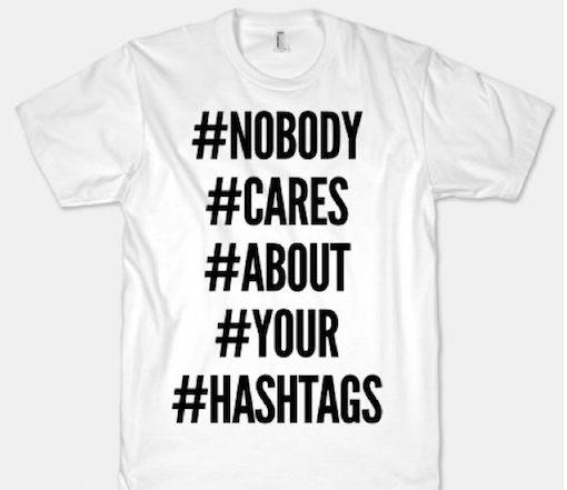 Ironic Social Media Shirts