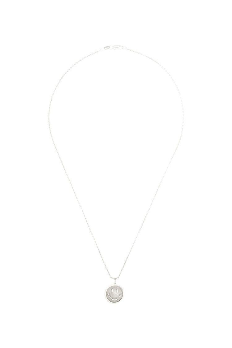 Logo Motif Pendant Necklaces