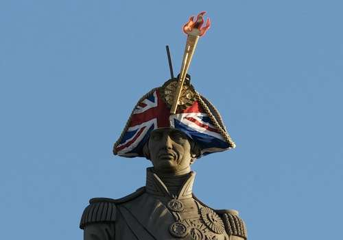 Hilariously Hatted Historic Statues