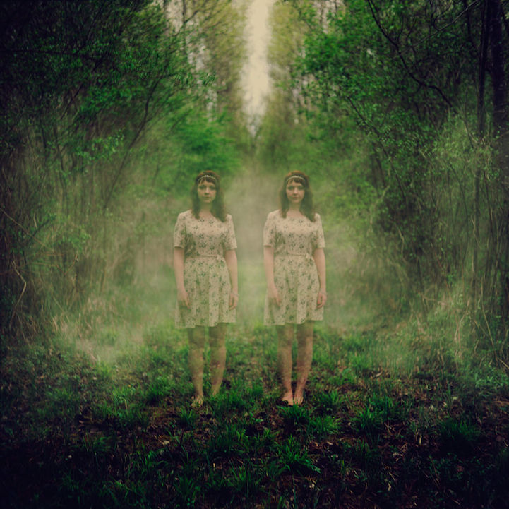 Haunting Twin Photography