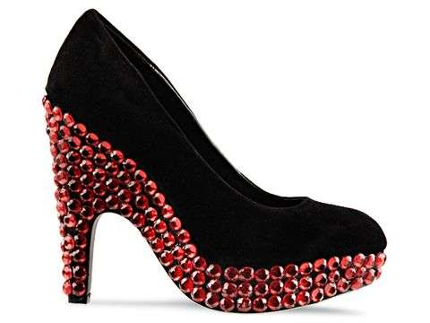 Bedazzled Pumps