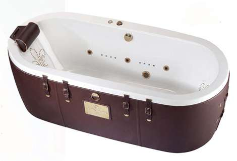 Leather Bathtubs