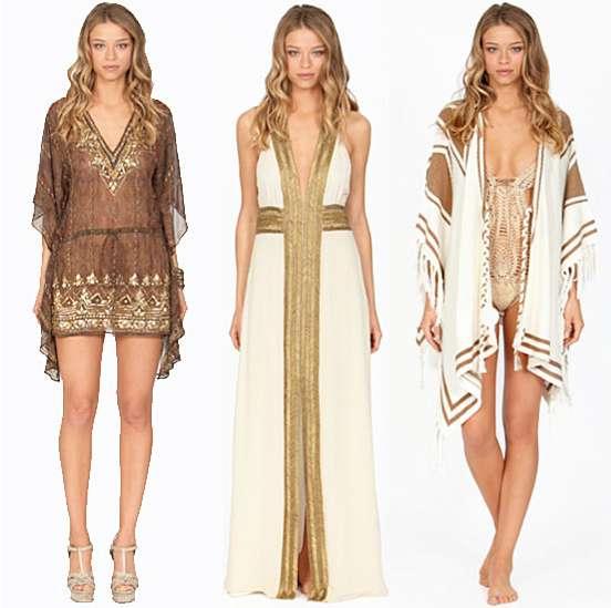 Hippie fashion 2012