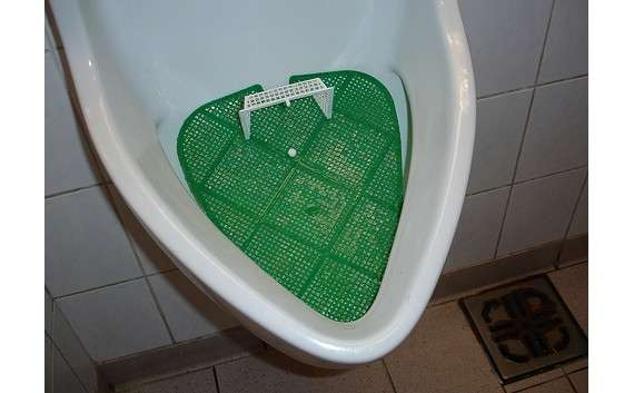 Interactive Urinals- Have More Fun While You Pee