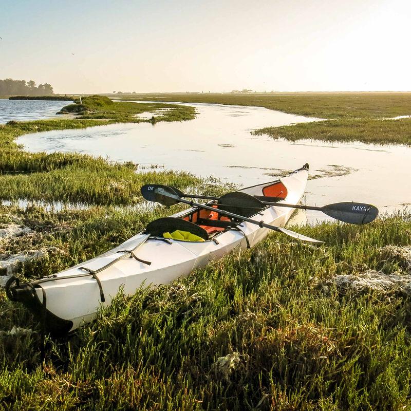 Foldable Tandem Kayaks