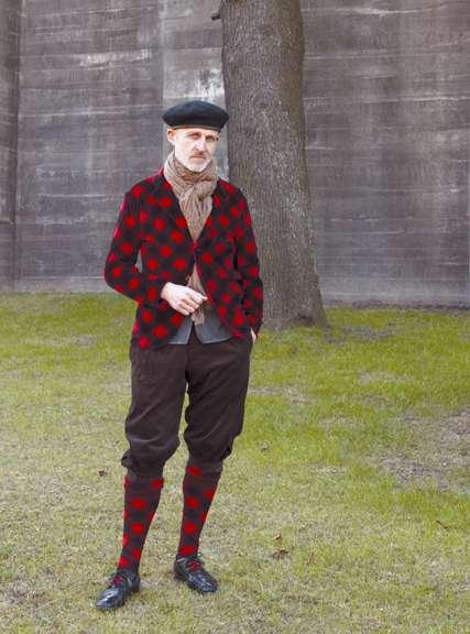 Eccentric British Outerwear