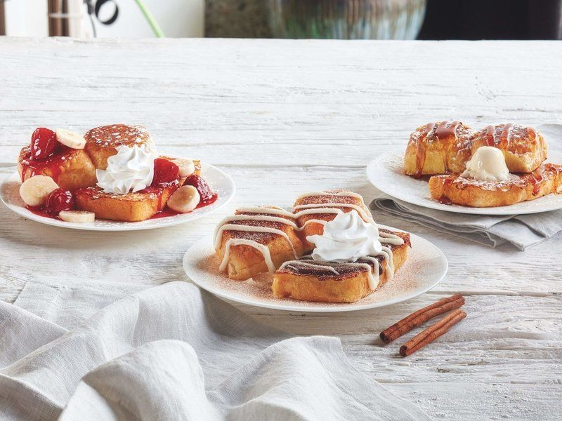 Hawaiian French Toast Meals