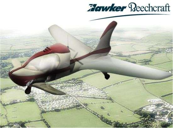 Car-Inspired Personal Aircraft