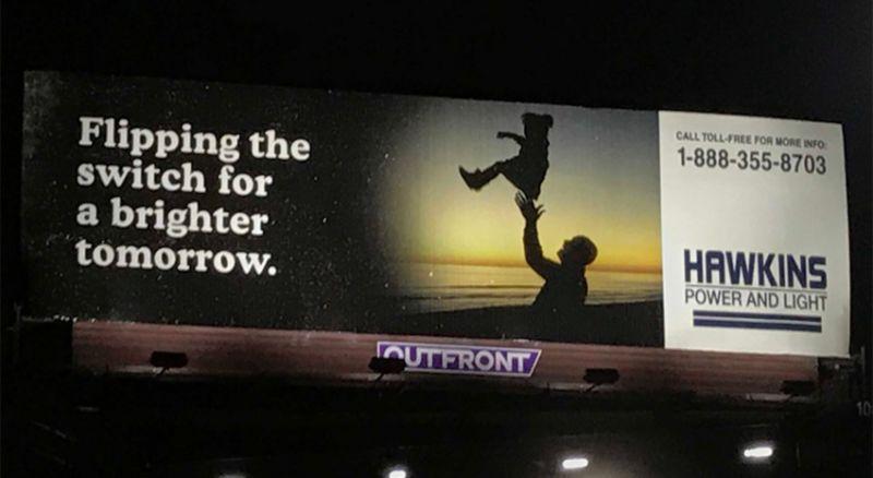 Unbranded Series Billboard Ads