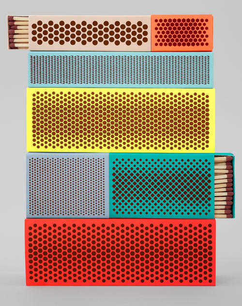 Modern Matchbox Designs