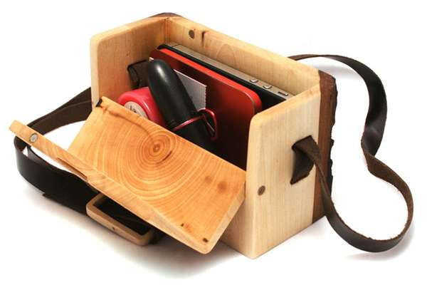 Lovely Lumber Purses