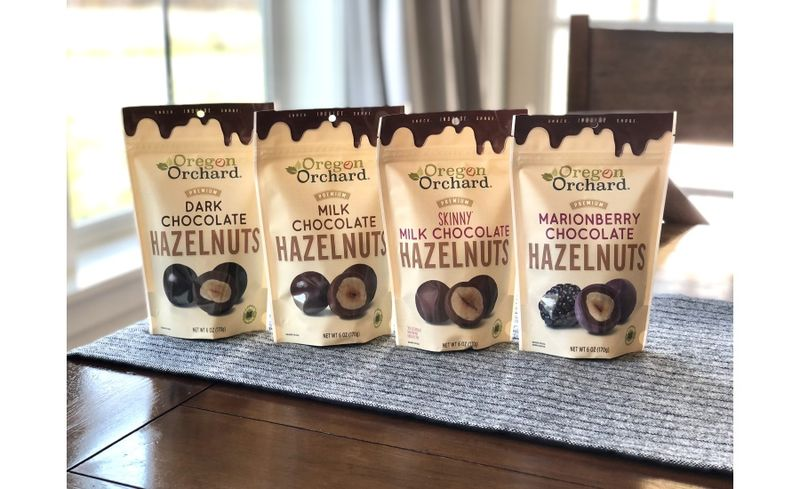 Hazelnut Confection Collections