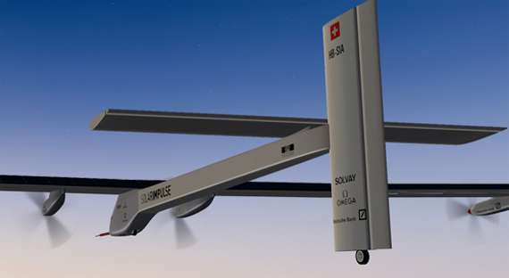 Zero-Fuel Planes