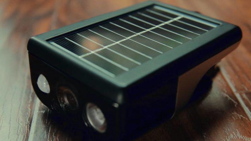 Solar Panel Security Cameras