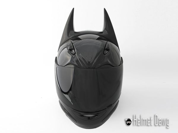 Comic Book-Inspired Head Protectors