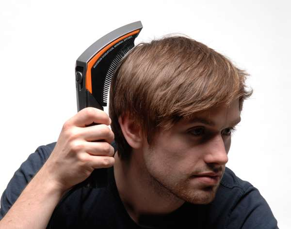 Power Tool Blow Dryers Headcase By Filippa Vajda