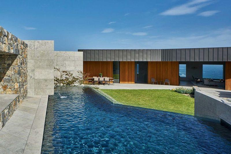 Contemporary Metal Home Designs