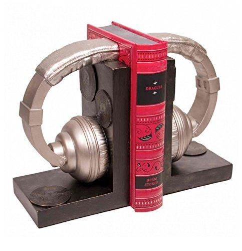 Beat-Blasting Bookends
