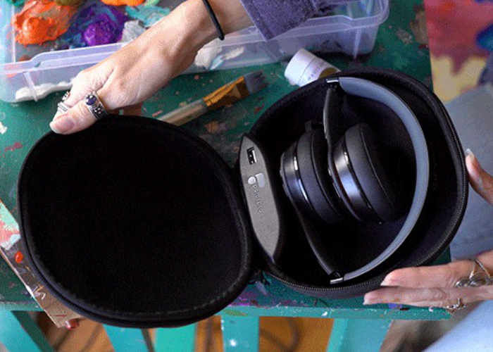 Protective Charging Headphone Cases