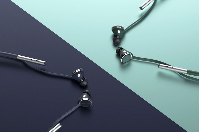 Premium Conceptual Earphones