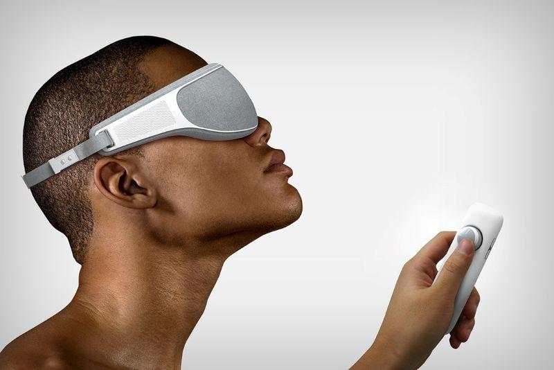 Eye Mask VR Headsets