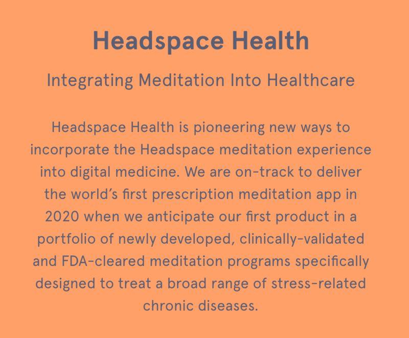 Prescription Meditation Apps