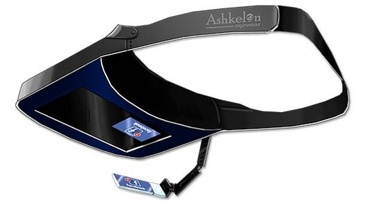 Wearable Smartphone Visors