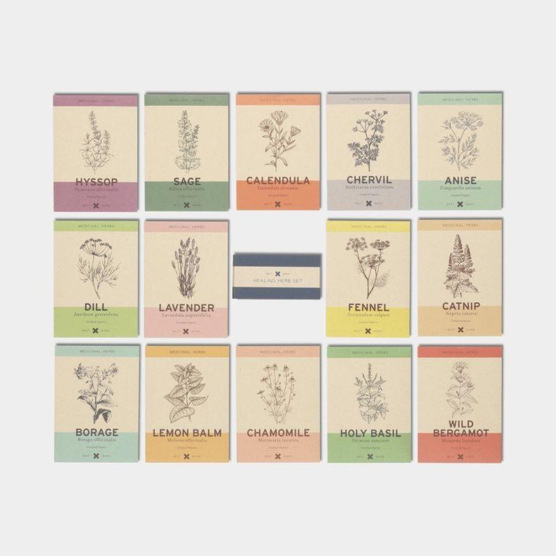Healing Herb Kits