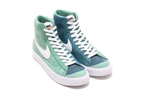 Lush Vintage Suede Sneakers