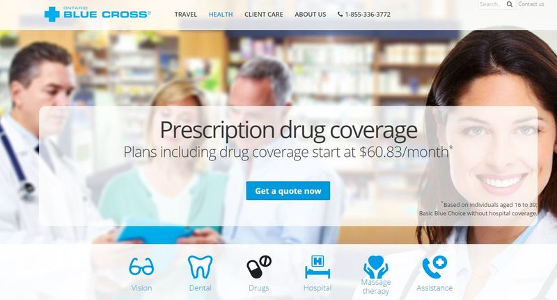 Web-Based Health Insurance Plans