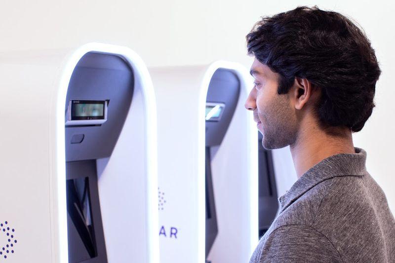 Biometric Virus Screening Apps