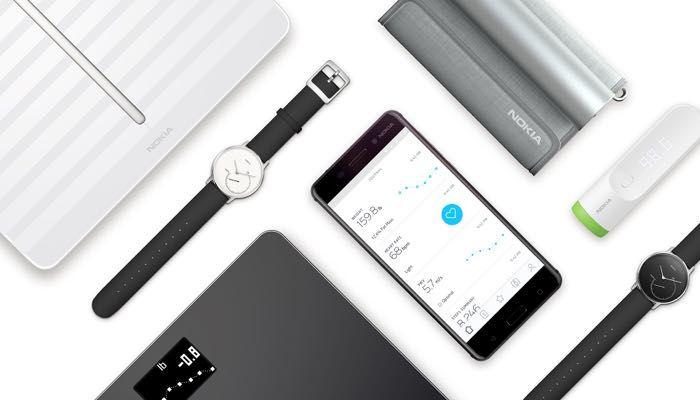 Cellphone Brand Health Wearables