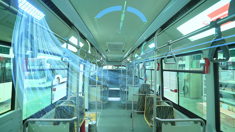 Barometrically Integrated Bus Designs