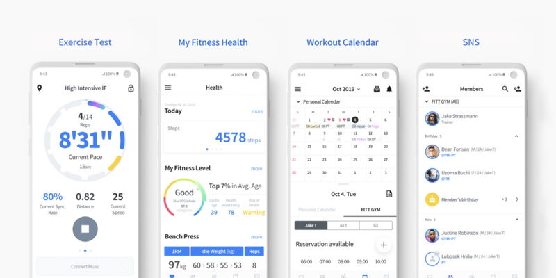 Personalized Exercise Apps
