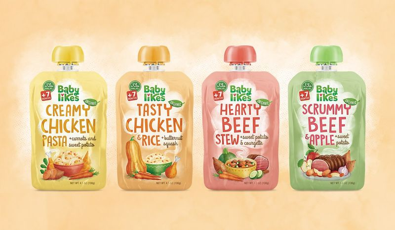 Meat-Focused Baby Foods