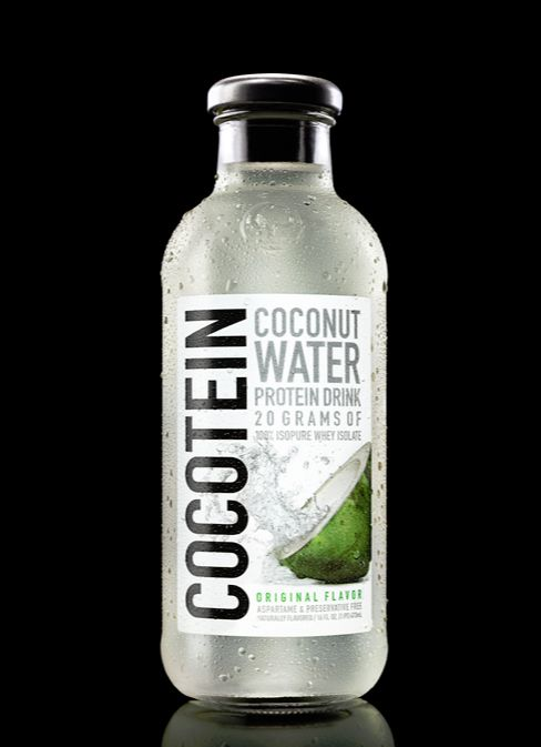 Enriched Coconut Waters