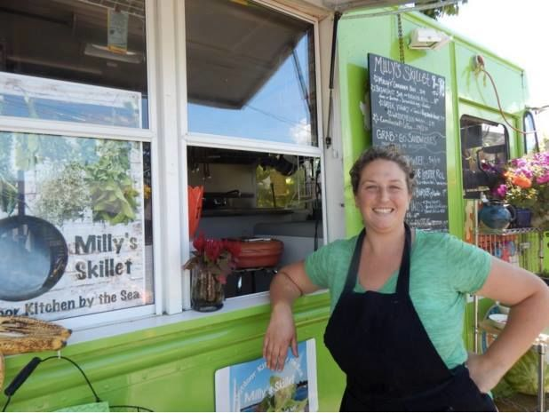 Healthy Comfort Food Trucks