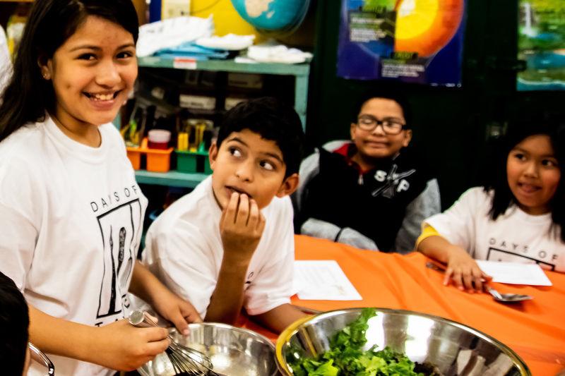 Nutrition-Focused Kid-Centric Organizations