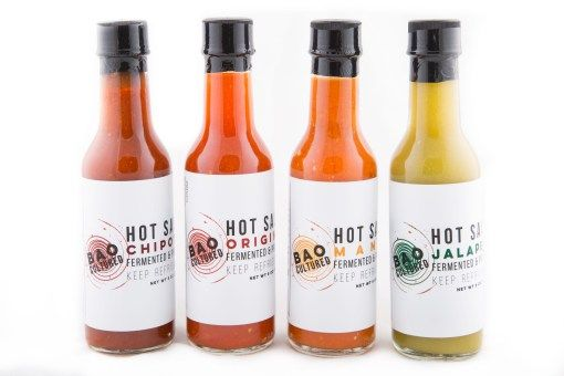 Fermented Hot Sauces