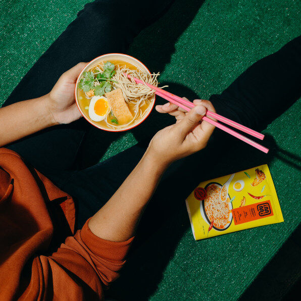 Better-for-You Instant Noodles
