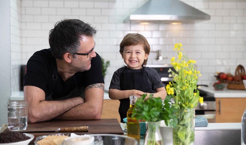 Free Children Cooking Series