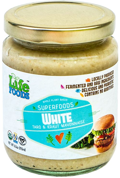 Fermented Probiotic Mayonnaise