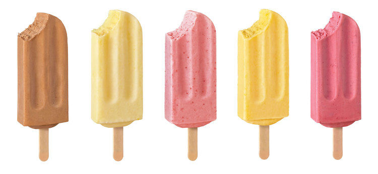 Creamy Smoothie Popsicles