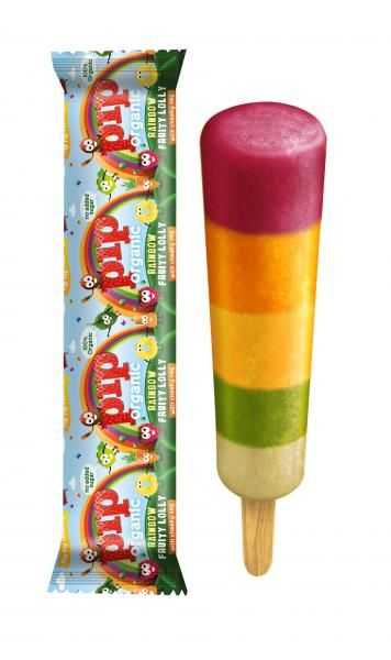 Vegetable-Rich Ice Lollies