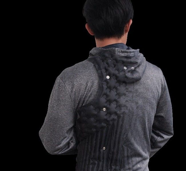 Posture-Correcting Garments