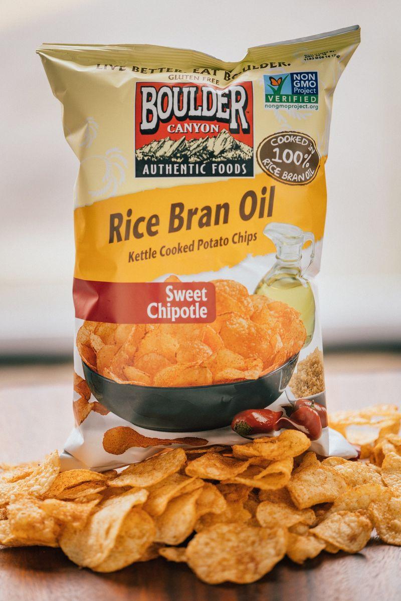 Smoky Small-Batch Chips