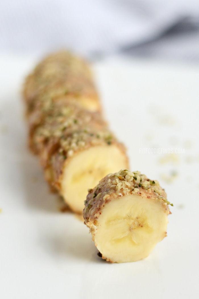 Healthy Banana Sushi