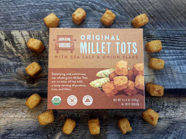 Ancient Grain Tots