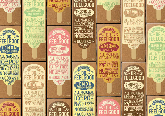 Artisan Popsicle Packages