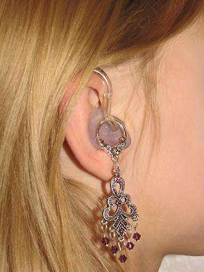 Hearing Aid Bling